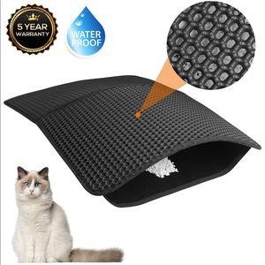 NWT Premium Cat Litter Trapping Mat